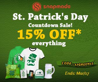Snapmade St. Patrick's