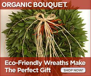 Eco-Elegant Flowers