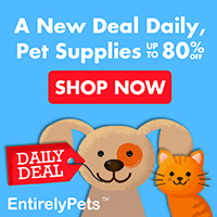 EntirelyPets Daily Deal - A new deal daily