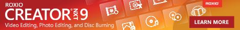 Find Award-Winning Roxio software!
