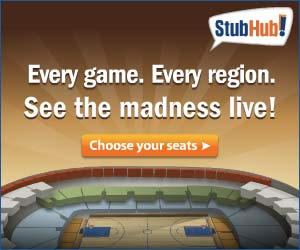 Get NCAA Tournament Tickets at StubHub!