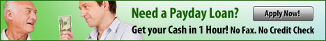 click here for Payday Loans up to $1000