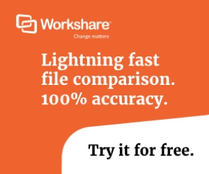 Try Workshare today
