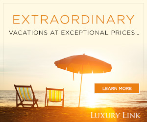 Save up to 50% on Luxury Travel