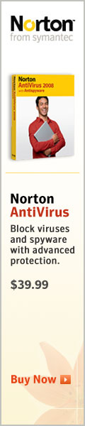 Stay protected with Norton AntiVirus 2008