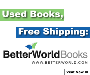 Used Books, Free Shipping