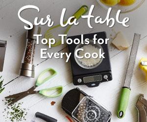 Sur La Table Healthy Cooking_300x250