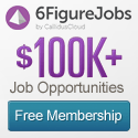 6 Figure Jobs - Executive Job Seeker