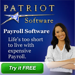 Online Payroll Software starts at just $10/mo