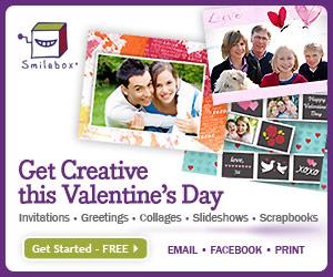Smilebox - Valentine's Day