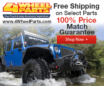 Shop at 4WheelParts.com for FREE SHIPPING and Price Match Guarantee on off-road parts