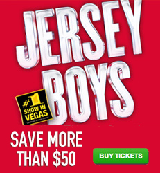 Jersey Boys Exclusive Offer: Save over $50!