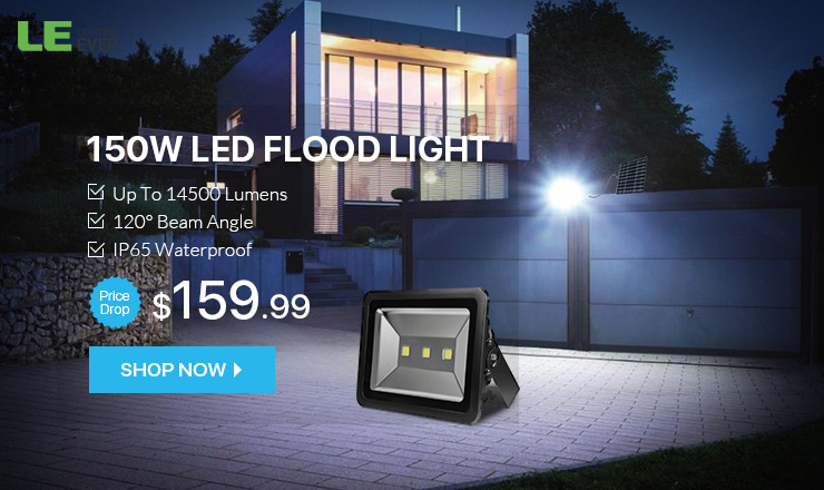 67% Off 150 Watt Floodlight