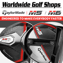 TaylorMade Seep Injected TwistFace