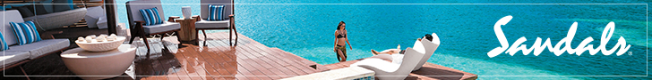 SANDALS Resorts (728 x 90)