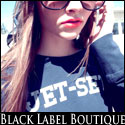 Free Shipping From Black Label Boutique