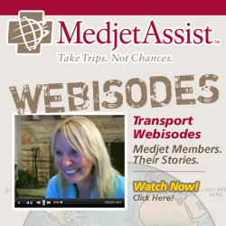 Webisode for Medjet