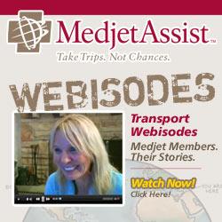 Webisode for Medjet