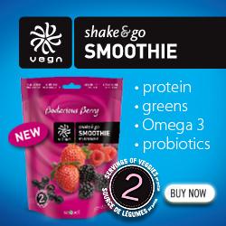 New! Vega Shake & Go Smoothie