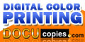Low Cost Digital Color Printing - Books & Booklets