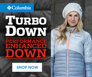 Shop The TurboDown Collection at Columbia