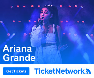 Ariana Grande biljetter