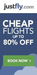 Cheap flights at Justfly