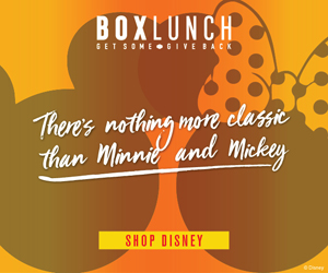 Shop Classic Disney Merch at Boxlunch.com!