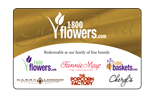 1800Flowers.com Gift Card