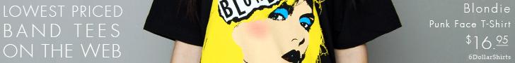 Blondie Punk Face $16.95!
