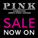 The Thomas Pink Sale