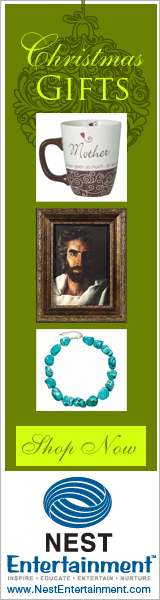 Great Christian Christmas Gifts from NestEntertainment.com