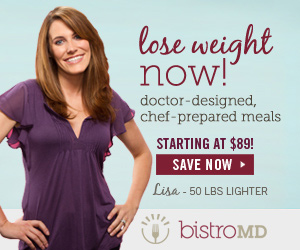 300x250 Lose Weight NOW with Lisa - Ends April 30th