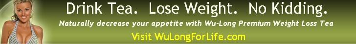 Wu-Long Weight Loss Tea