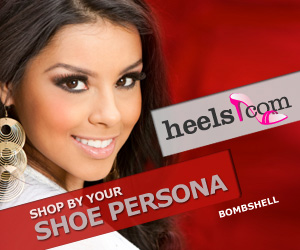 Heels.com - Shop by Persona Bombshell