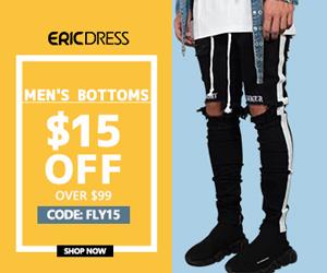 Ericdress Tops Extra 15% off over $85, code:crazy15,Extra 30% off over $189, code:crazy30, Shop Now!