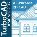 TurboCAD Designer 2D 2016