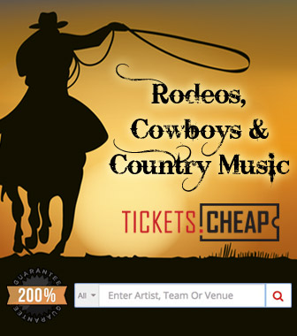 Rodeo Tickets at Tickets.Cheap