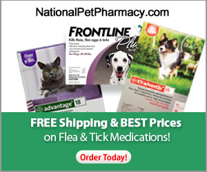 NationalPetPharmacy.com Free Shipping Store