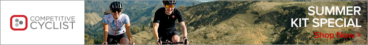 Competitive Cyclist 20% Off Coupon