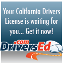 DMV-Approved CA Online Drivers Ed