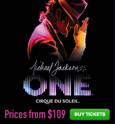 Michael Jackson ONE by Cirque du Soleil Tickets on Sale Now, from $109