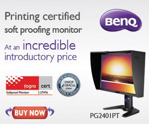BenQ's PG2401PT Pro graphics Monitor