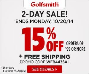 Golfsmith 2-Day Sale_300x250