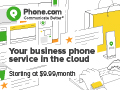 120x90 Business Phone Service in The Cloud