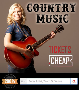 Country Music and Folk Festival Music Tickets!