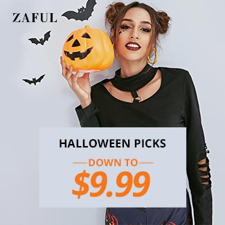 ZAFUL Halloween Promotion