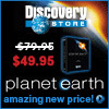 Planet Earth DVD Set Price Drop