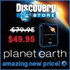 Planet Earth DVD Set Price Drop