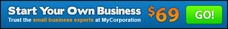 File your incorporation or LLC with Intuit!